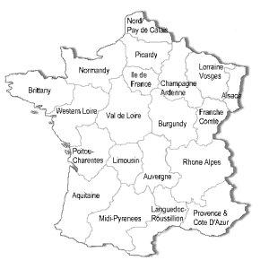 geografia politica de francia: